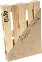 Labyrinth Palette Trivet - Panonderzetter