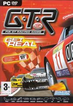 GTR, Fia GT Racing Game (DVD-Rom) - Windows