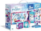 Blokken 12 Multi Play Frozen