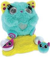 Nestlings - Blauw - Interactieve knuffel - Goliath