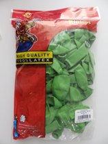 Ballonnen 100 stuks Groen