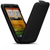 Case-Mate Signature Flip hoesje voor HTC One (M8) in zwart
