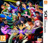 Project X Zone 2 (French) 3DS