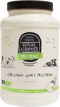 Royal Green Organic Whey Protein 600 gram