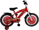 Disney Cars - Kinderfiets - 16 inch - Jongens - Rood
