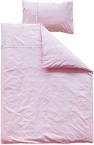 1 pers. dekbedovertrek - sweet pink