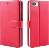 Platina Hoesje voor Apple iPhone 7 Plus- Back Cover - Rood