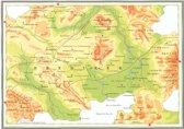 Kaart Atlas van het bijbelse continent - De wijze woorden van Prediker