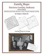 Family Maps of Daviess County, Indiana