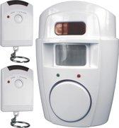Smartwares SC09 Huisalarm - stand alone - 2 afstandsbedieningen