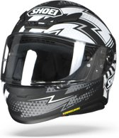 SHOEI NXR VARIABLE TC-5 ZWART GRIJS WIT INTEGRAALHELM L