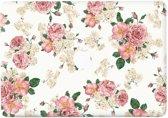 Lunso - vinyl sticker - MacBook Pro 13 inch (2016-2019) - Flower Pink