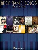 More Pop Piano Solos