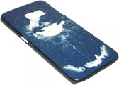 Eclipse maan en aarde hoesje Samsung Galaxy S6