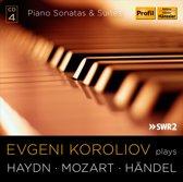 Evgeni Koroliov Plays Haydn, Mozart, Handel