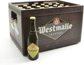 Westmalle Trappist Tripel Bierkrat (24 flessen)