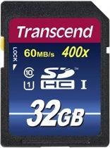 Transcend 32GB SDHC Class 10 UHS-I 300x (Premium)