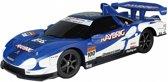 Racetin Honda NSX Super GT - RC Auto - 1:10 - Blauw