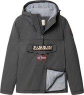 Napapijri Jas - Maat XL  - Mannen - grijs