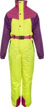 Skipak Vintage / Onesie Skipak / Carnavalspak / in felle kleuren van Funky Alps