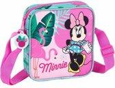Disney Minnie Mouse Spring Palms - Mini Schoudertasje - 18 x 16 x 4 cm - Multi