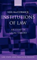 Institutions of Law
