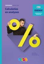 Calculaties en Analyses Niveau 3&4 Theorieboek