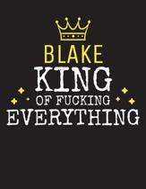 BLAKE - King Of Fucking Everything