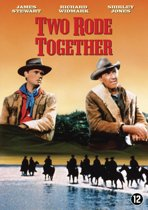 TWO RODE TOGETHER. (dvd)