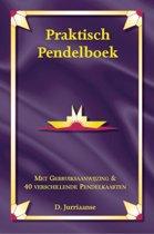 Praktisch pendelboek met gebruiksaanwijzing & 40 verschillende pendelkaarten