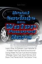 Great Savings With Water Powered Cars