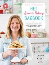 Boekomslag van 'Het Laura's bakery bakboek'