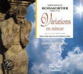 Stephan Perreau - Variations En Mineur