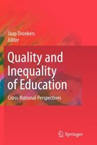 Quality and Inequality of Education