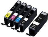 Lukcie.nl huismerk compatible cartridges vervanging voorCANON