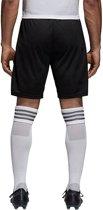 adidas Tango Jacquard voetbalshort heren zwart