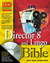 Director 8 and Lingo Bible