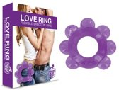 Love in the Pocket - Love Ring Erection - Paars