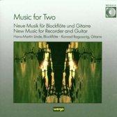 Music For Two: Fluit&Gitaar