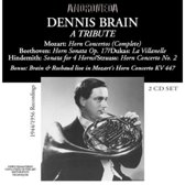 Dennis Brain - A Tribute (Mozart, S