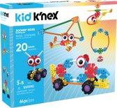 Kid K'NEX Bouwset - Zoomin' Rides
