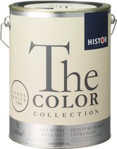 Histor The Color Collection Muurverf - 5 Liter - Angel White