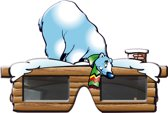 Ijsbeer Apres Ski Bril