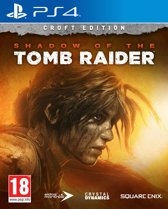 Shadow Of The Tomb Raider: Croft Edition - PS4