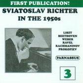 Richter In The 50's Vol.Iii