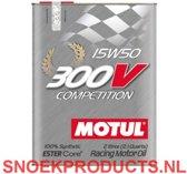 Motul 300V Competition 15W50 - 2 Liter