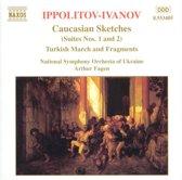 Ippolitov-Ivanov: Caucasian Sketches, etc / Fagen, Ukraine