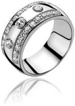 Zinzi - Zilveren Ring - Zirkonia - Maat 50 (ZIR550-50)