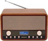 MEDION LIFE E66312 DAB+ Retro Radio