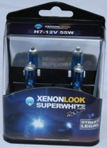 Xenonlook Super White H7 4300K 55w